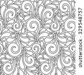 vector floral seamless pattern...   Shutterstock .eps vector #329548757