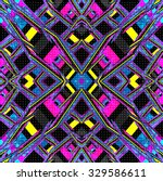 psychedelic lines. geometric...