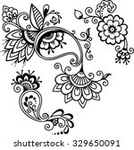 Henna Designs Free Vector Art 45950 Free Downloads