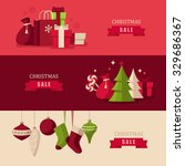christmas concept illustrations