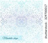 vector background with... | Shutterstock .eps vector #329700017