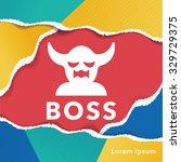game devil icon | Shutterstock .eps vector #329729375