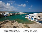 traditional boat houses and... | Shutterstock . vector #329741201