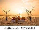 Постер Мальдивы курортный отель Sunset отдохнуть