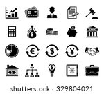 finance icons | Shutterstock .eps vector #329804021