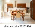 kitchen   Shutterstock . vector #32985424