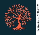 tree of life   Shutterstock .eps vector #329866259