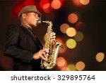 jazz. | Shutterstock . vector #329895764