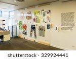 new york  usa   oct 8  2015 ... | Shutterstock . vector #329924441