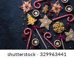 Christmas Festive Sweets Food...