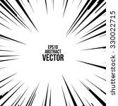comic radial speed lines....   Shutterstock .eps vector #330022715