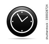 vector round icon black with... | Shutterstock .eps vector #330028724