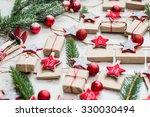 advent calendar on white...   Shutterstock . vector #330030494