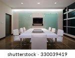 interior design  meeting room... | Shutterstock . vector #330039419