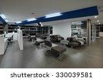 interior design  big empty... | Shutterstock . vector #330039581