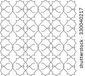 black and white geometric... | Shutterstock .eps vector #330040217