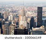 Skyscrapers At Midtown New Yor...