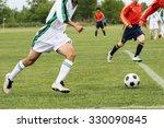 football soccer | Shutterstock . vector #330090845