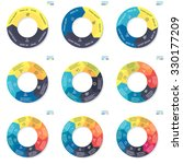 infographics step by step with... | Shutterstock .eps vector #330177209