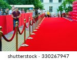 way to success on the red... | Shutterstock . vector #330267947