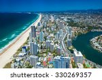 gold coast  aus   oct 04 2015 ... | Shutterstock . vector #330269357