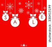 christmas art | Shutterstock . vector #330415199