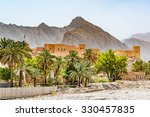 Nakhal Fort In Al Batinah...