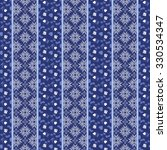 vector abstract seamless... | Shutterstock .eps vector #330534347