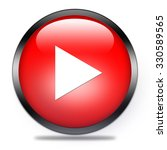 play button isolated  | Shutterstock . vector #330589565