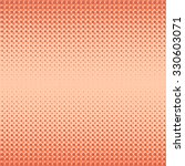 vector halftone patterns.  red... | Shutterstock .eps vector #330603071