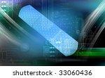 digital illustration of a... | Shutterstock . vector #33060436
