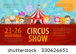 circus. design template posters ...   Shutterstock .eps vector #330626651