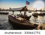 Dubai  Uae   November 8  Boats...