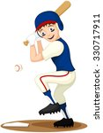 vector illustration of a... | Shutterstock .eps vector #330717911