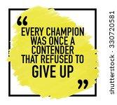 inspirational motivational... | Shutterstock .eps vector #330720581