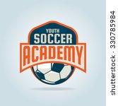 football badge logo template... | Shutterstock .eps vector #330785984