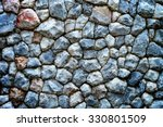 Abstract Texture Of The Stone...