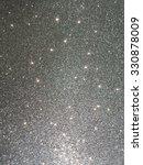 black glitter background | Shutterstock . vector #330878009