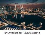 Singapore Marina Bay Rooftop...