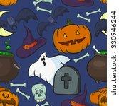 bright cartoon pattern for... | Shutterstock .eps vector #330946244