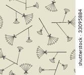seamless pattern   Shutterstock .eps vector #33095884