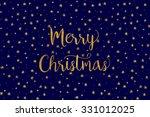 Simple Christmas Card   Dark ...