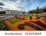 gardens and kadriorg palace  at ...