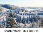 View Of The Forest Landscape I...