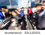 picture with creative blur and... | Shutterstock . vector #331120331