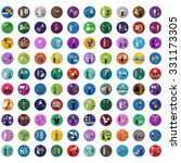 flat people   different... | Shutterstock .eps vector #331173305