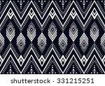 ethnic pattern ornament vector... | Shutterstock .eps vector #331215251