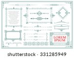 advertisements  flyer  web ... | Shutterstock .eps vector #331285949