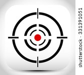 cross hair  reticle  target... | Shutterstock .eps vector #331391051