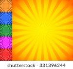 Starburst  Sunburst Background. ...